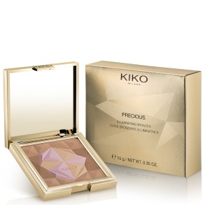 Kiko queen of light luxurious illuminating bronzer