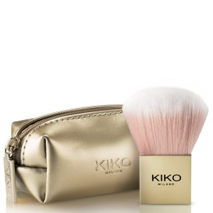 Kiko queen of light luxurious luxurious face brush