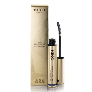 Kiko queen of light luxurious mascara divine reflections