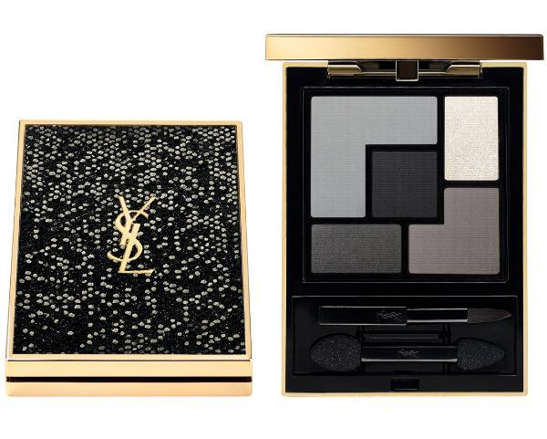 YSL Wildly Gold Rock Sequins Couture Palette