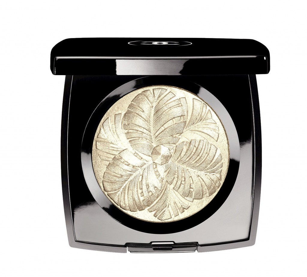 chanel christmas 2014 highlighter