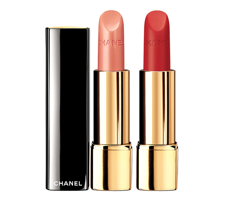 chanel christmas 2014 rouge allure lipsticks