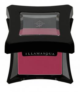 illamasqua cream blusher in laid
