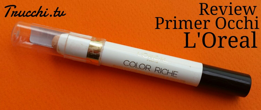 primer occhi loreal color riche
