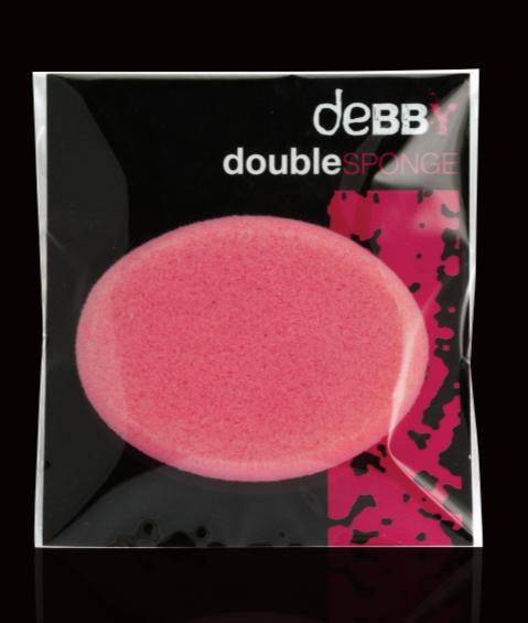 debby double sponge