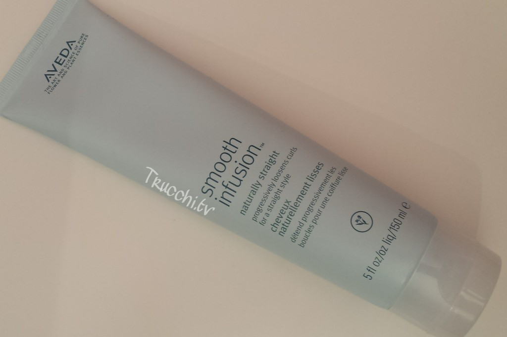 Review Aveda Smooth Infusion Naturally straight