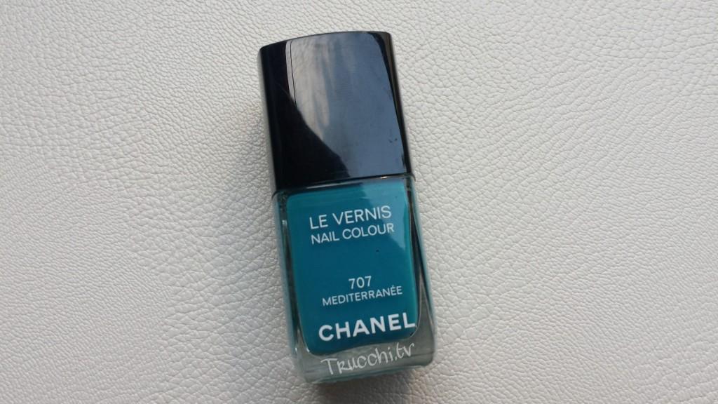 Review Chanel 707 Mediterranee