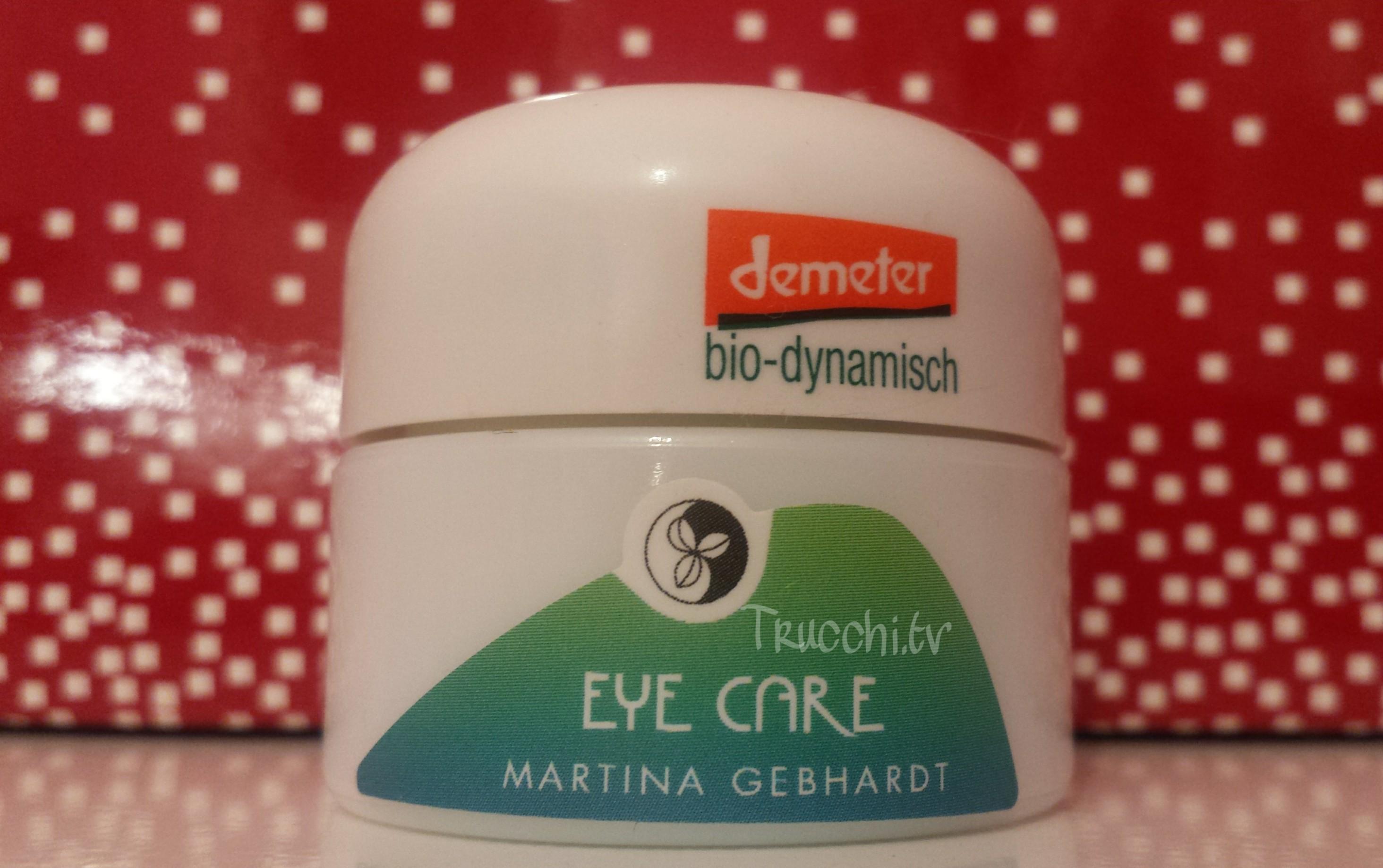 Review eye care martina Gebahardt