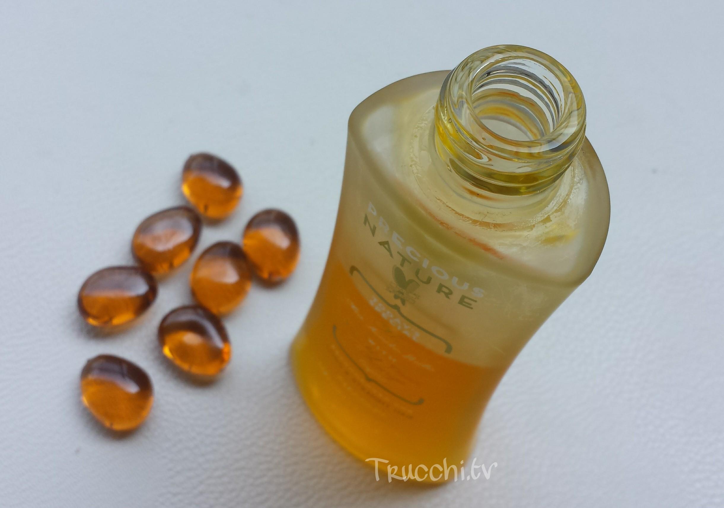 Olio Nutriente per Capelli Alfaparf Precious Nature, olio capelli, capelli capricciosi, capelli ricci, Alfaparf, olio rigenerante 2