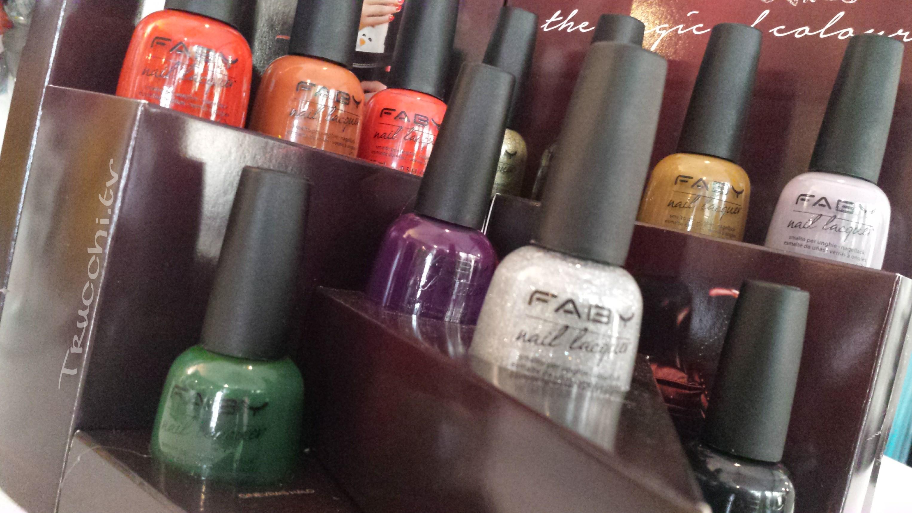 Nuova collezione autunno 2015 Faby Illusion