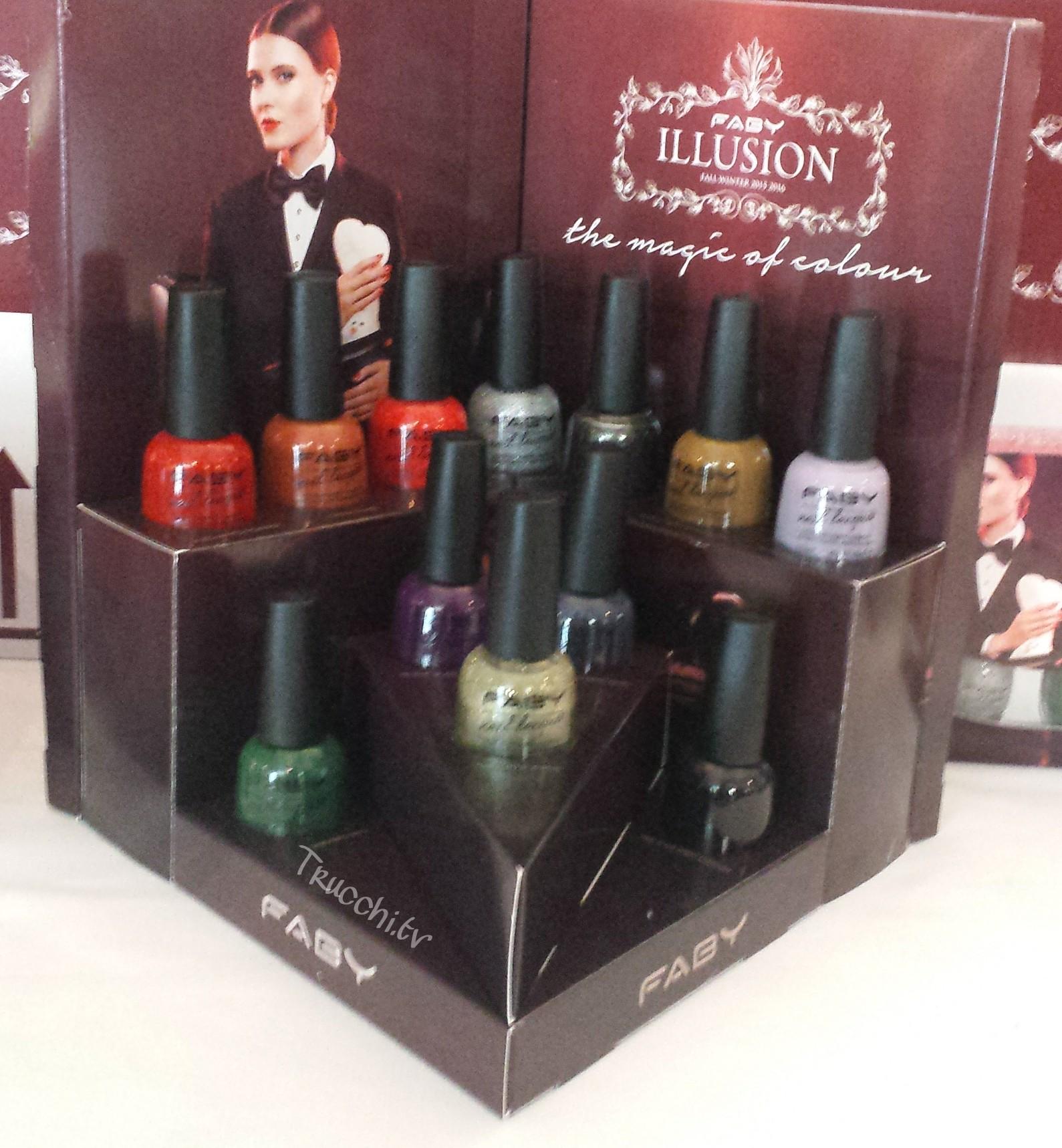 Nuova collezione autunno 2015 Faby Illusion 2