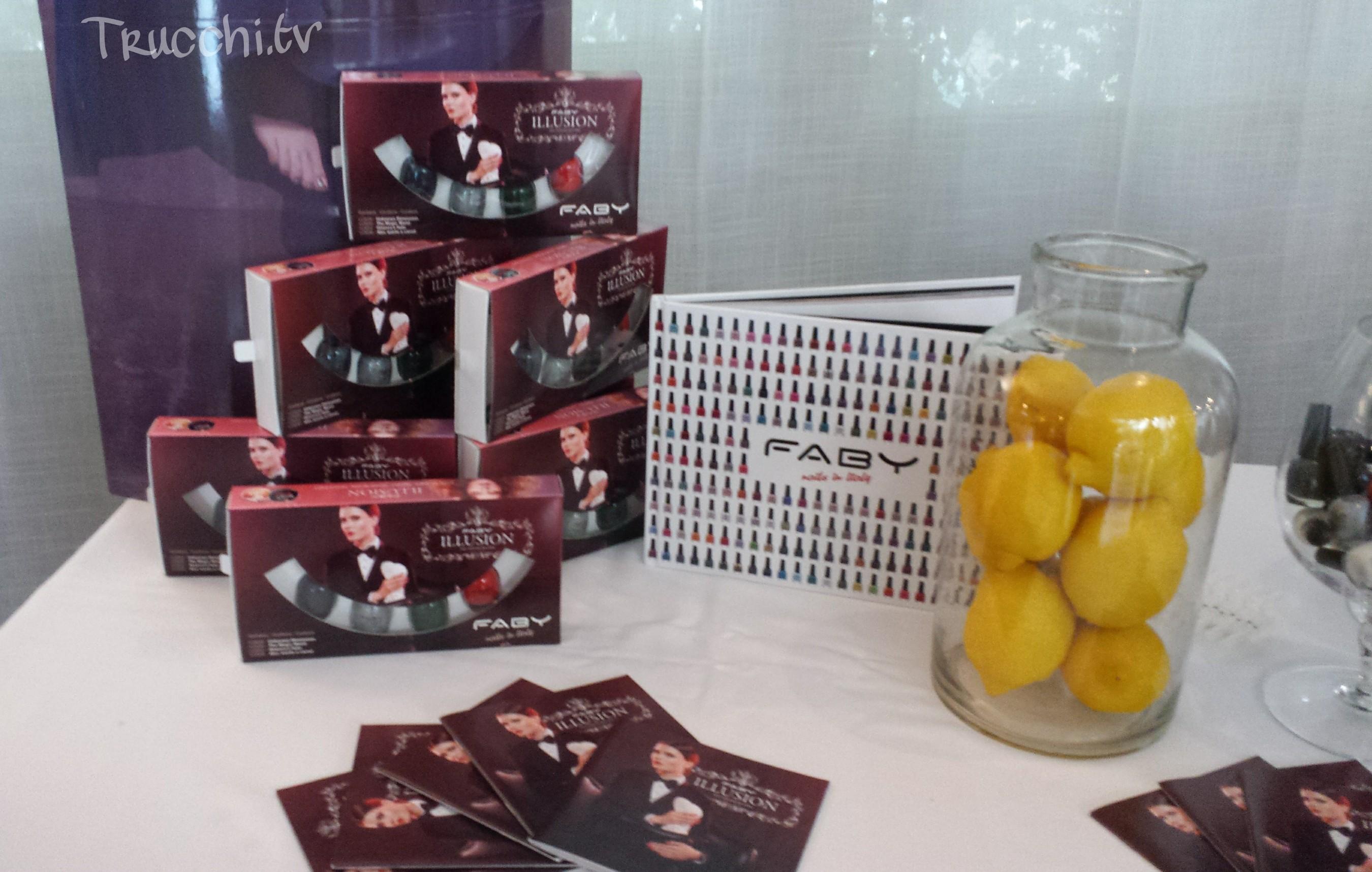 Nuova collezione autunno 2015 Faby Illusion Kit
