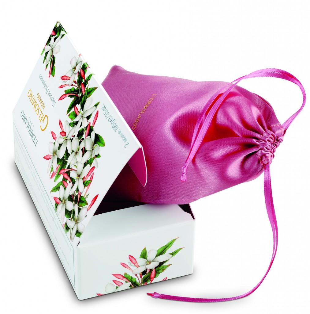 erbolario gelsomino indiano sapone