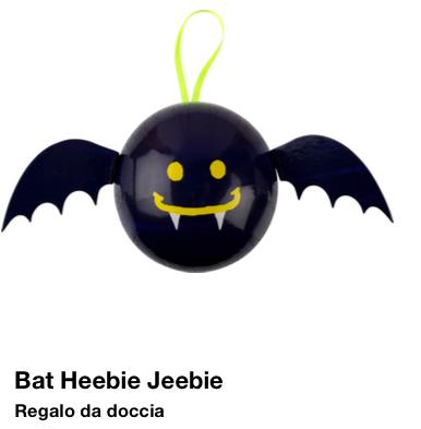 Lush Halloween 2015 Bat Heebie Jeebie idea regalo