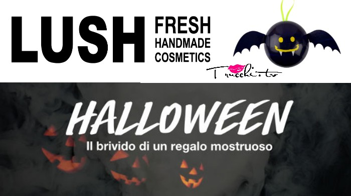 Novità lush halloween 2015