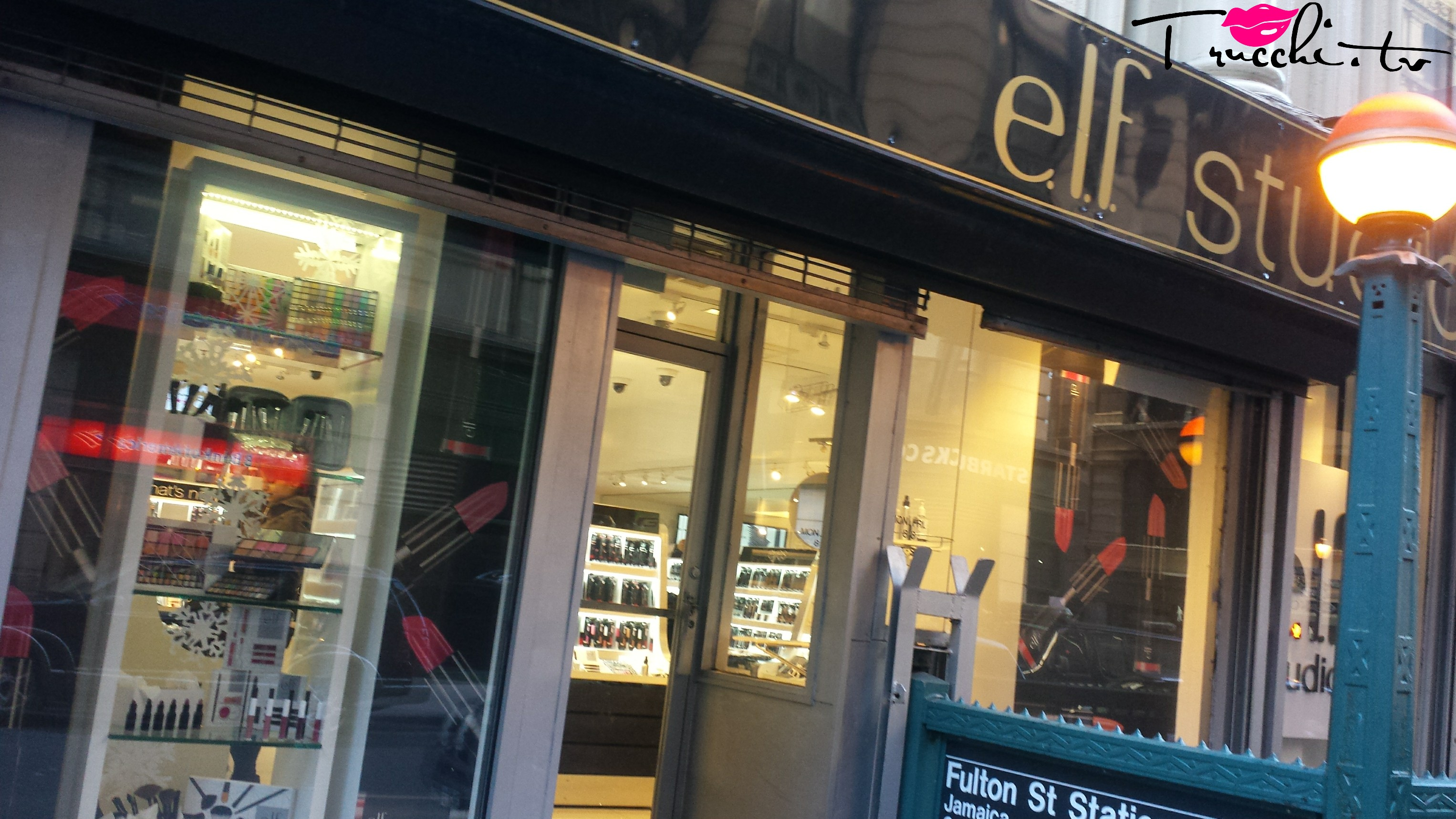 Guida Shopping Makeup New York - elf Studio 2