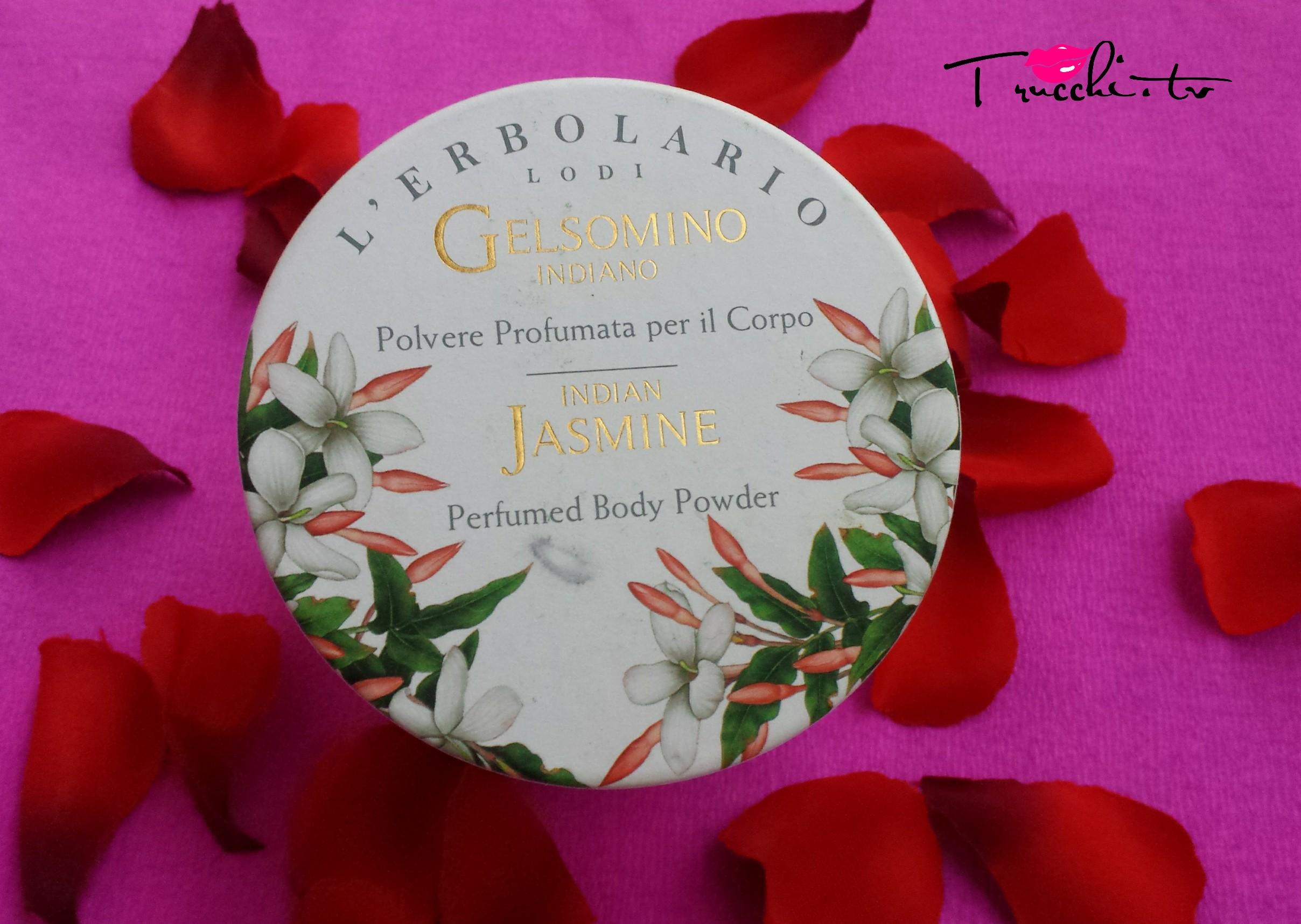 Review Erbolario Gelsomino Indiano: Polvere Profumata Per il Corpo