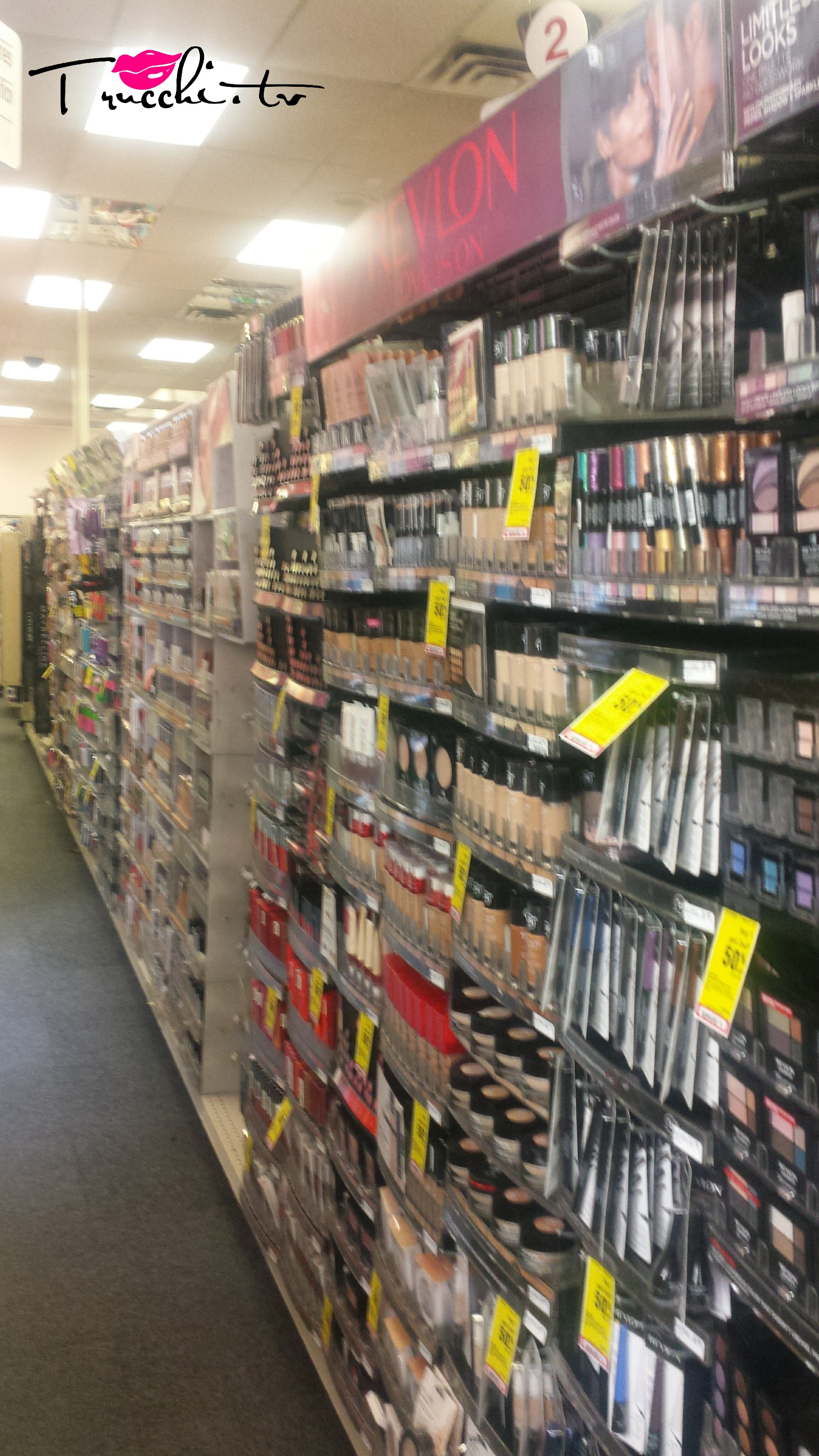 Shopping Makeup New York - CVS Pharmacy 1