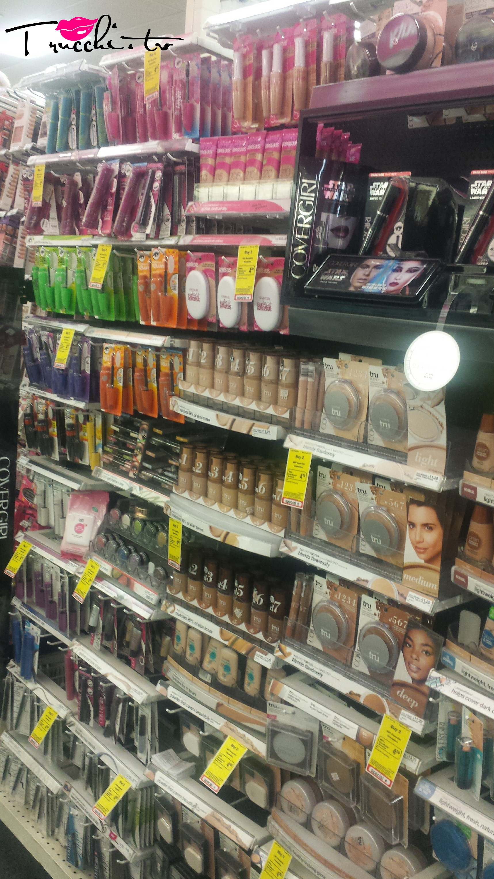Shopping Makeup New York - CVS Pharmacy CoverGirl