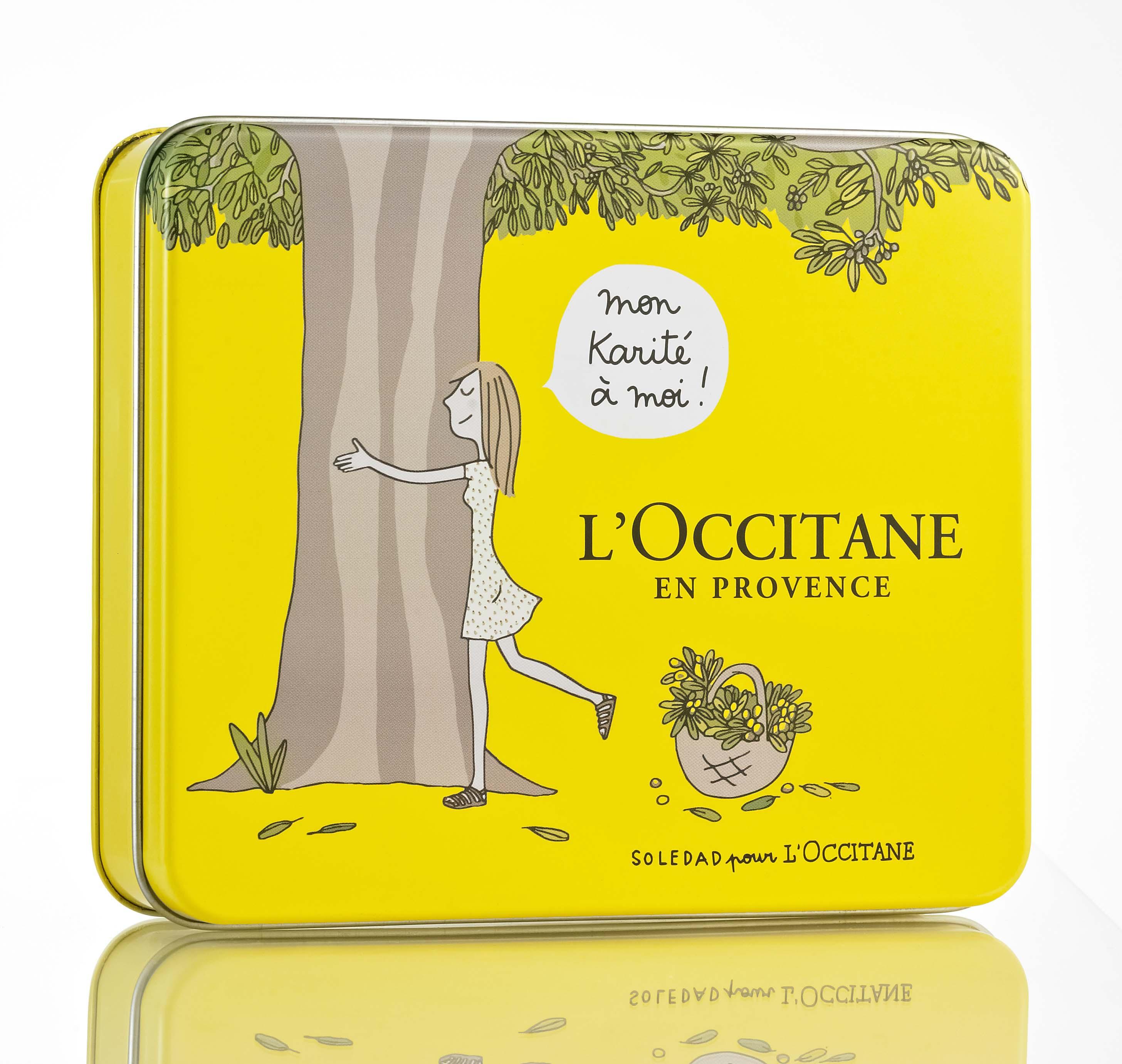 Box BACI&ABBRACCI_L'Occitane