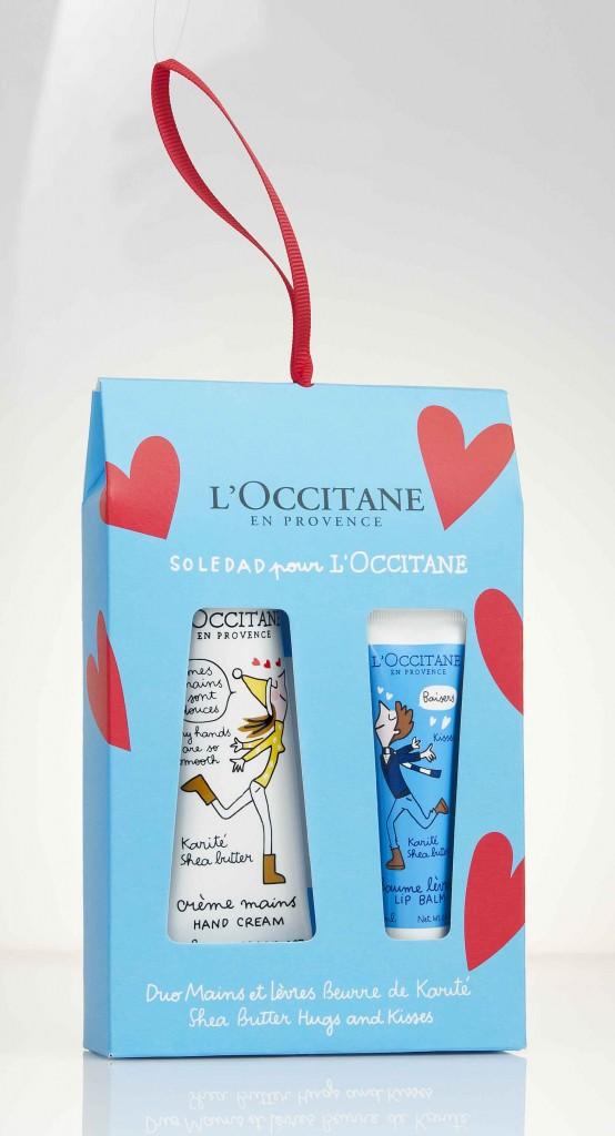 Duo Collector Mani & Labbra Azzurro_L'Occitane