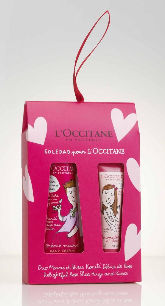 Duo Collector Mani & Labbra Rosa_L'Occitane