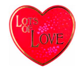 Lush Lots of Love - Le Parole Magiche
