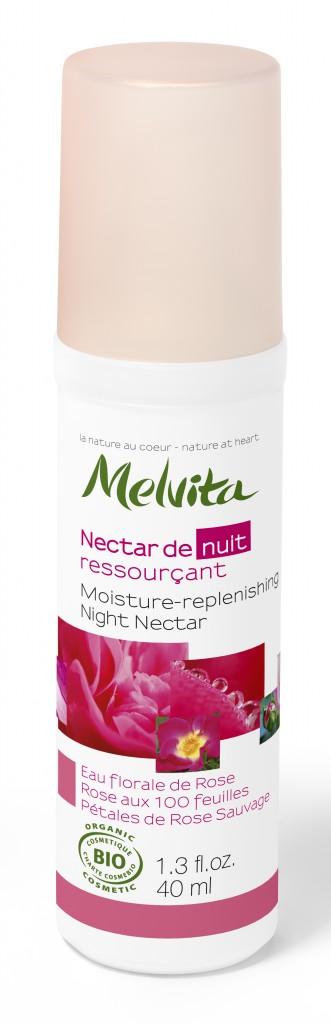 Crema notte Idratante NECTAR DE ROSES Melvita