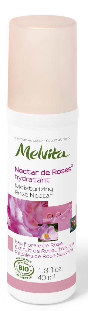 Crema idratante giorno NECTAR DE ROSES Melvita