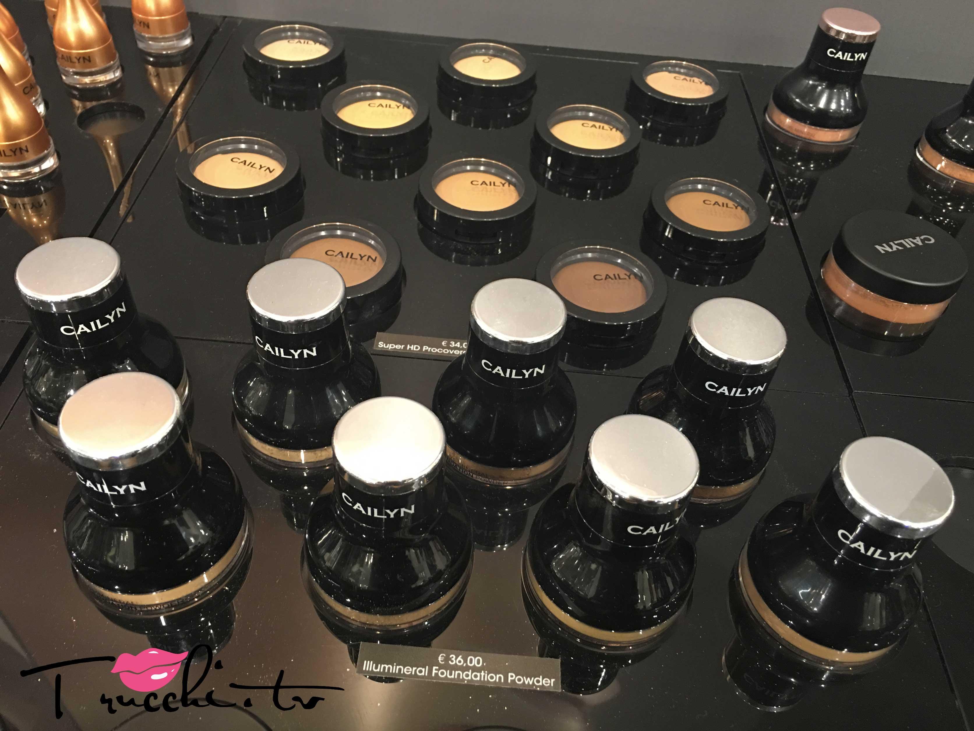 Nuovo negozio Alika Cosmetics Fondotinta