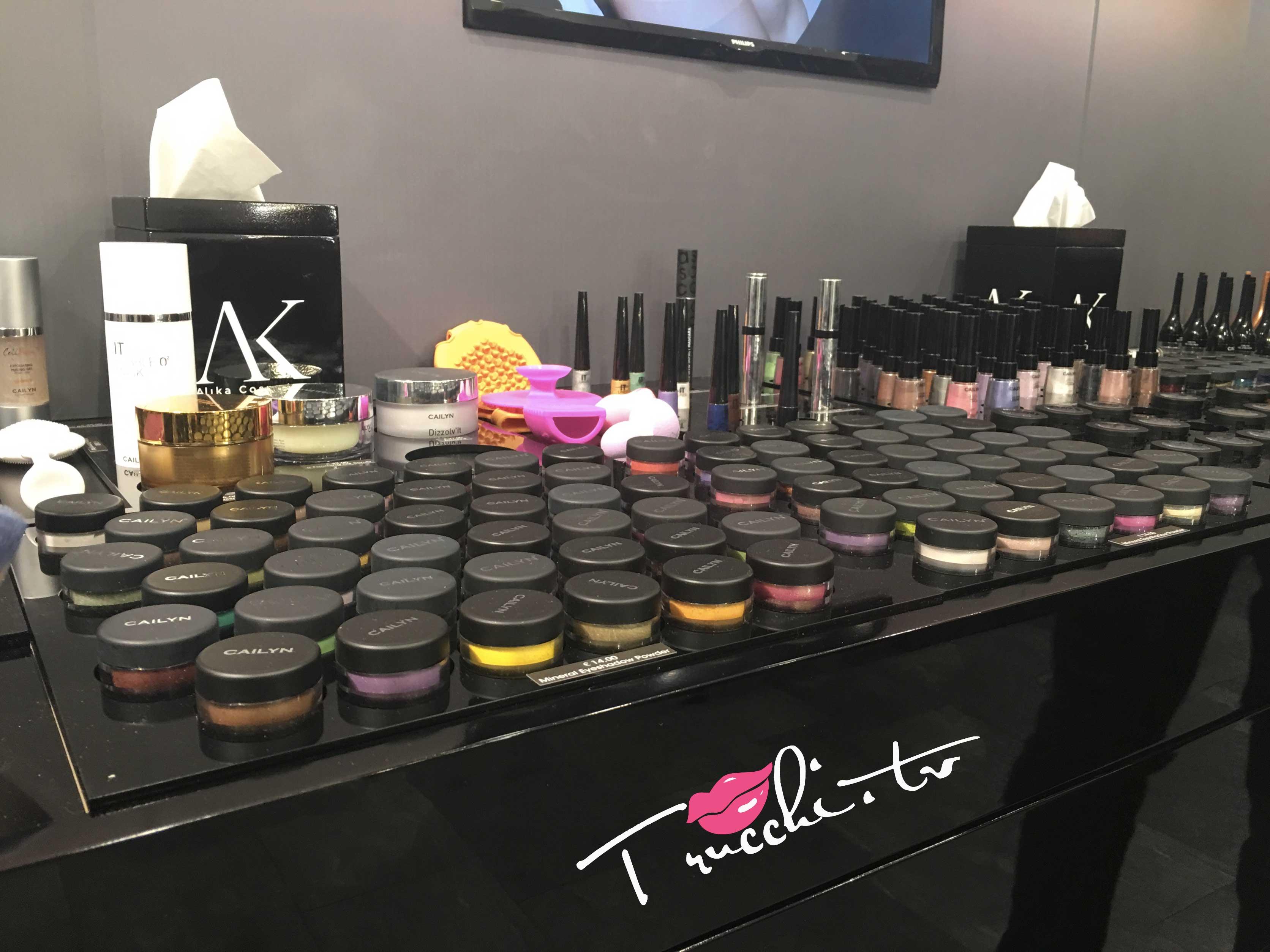 Nuovo negozio Alika Cosmetics - Ombretti in Polvere libera