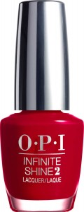 OPI infinte Shine Relentless Ruby