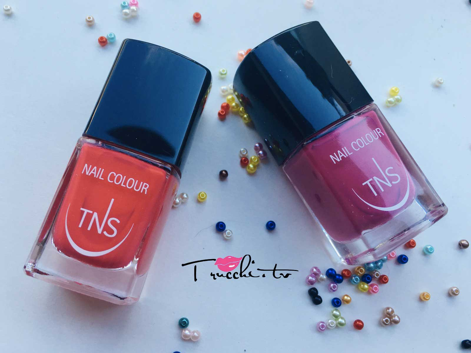 Tns Cosmetics Wild Flower Collection Primavera 2016 Smalti