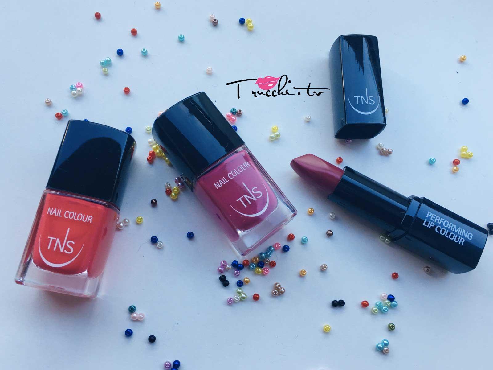 Tns Cosmetics Wild Flower Capsule Collection Primavera 2016