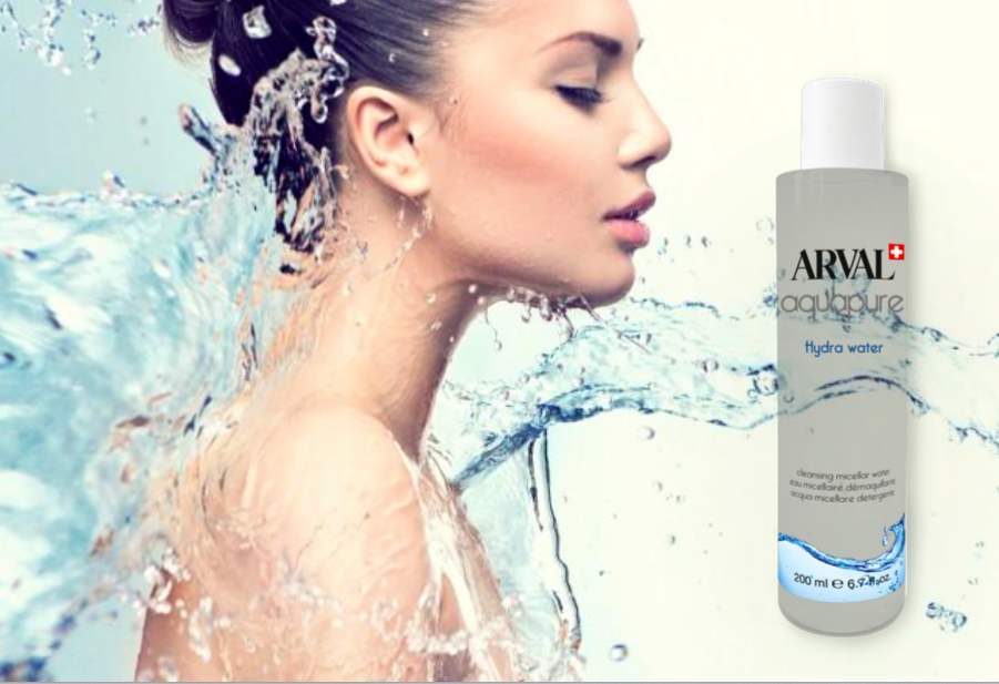 Arval Hydra Water Acqua Micellare Detergente