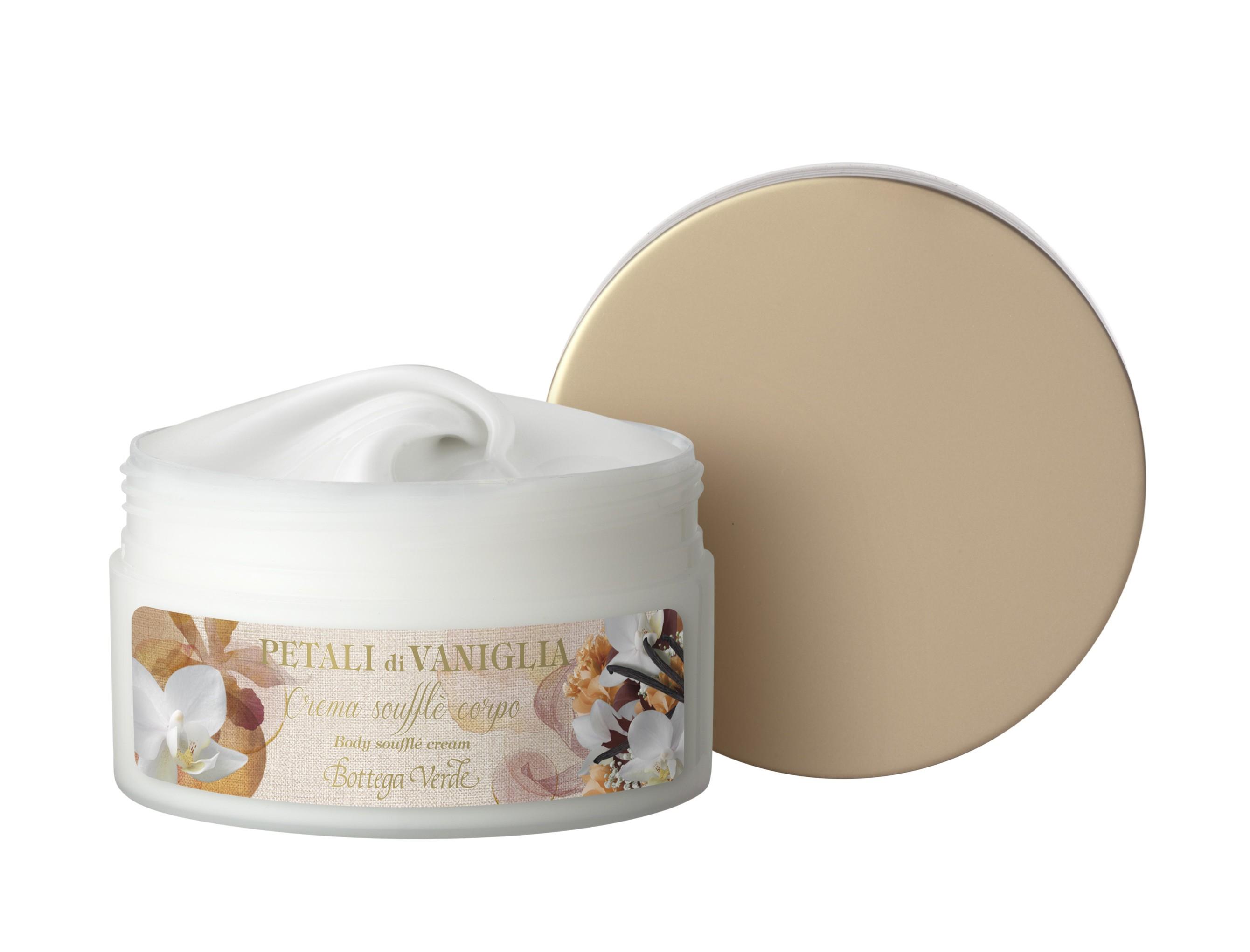 Bottega Verde Crema Soufflè Corpo con estratto di Vaniglia