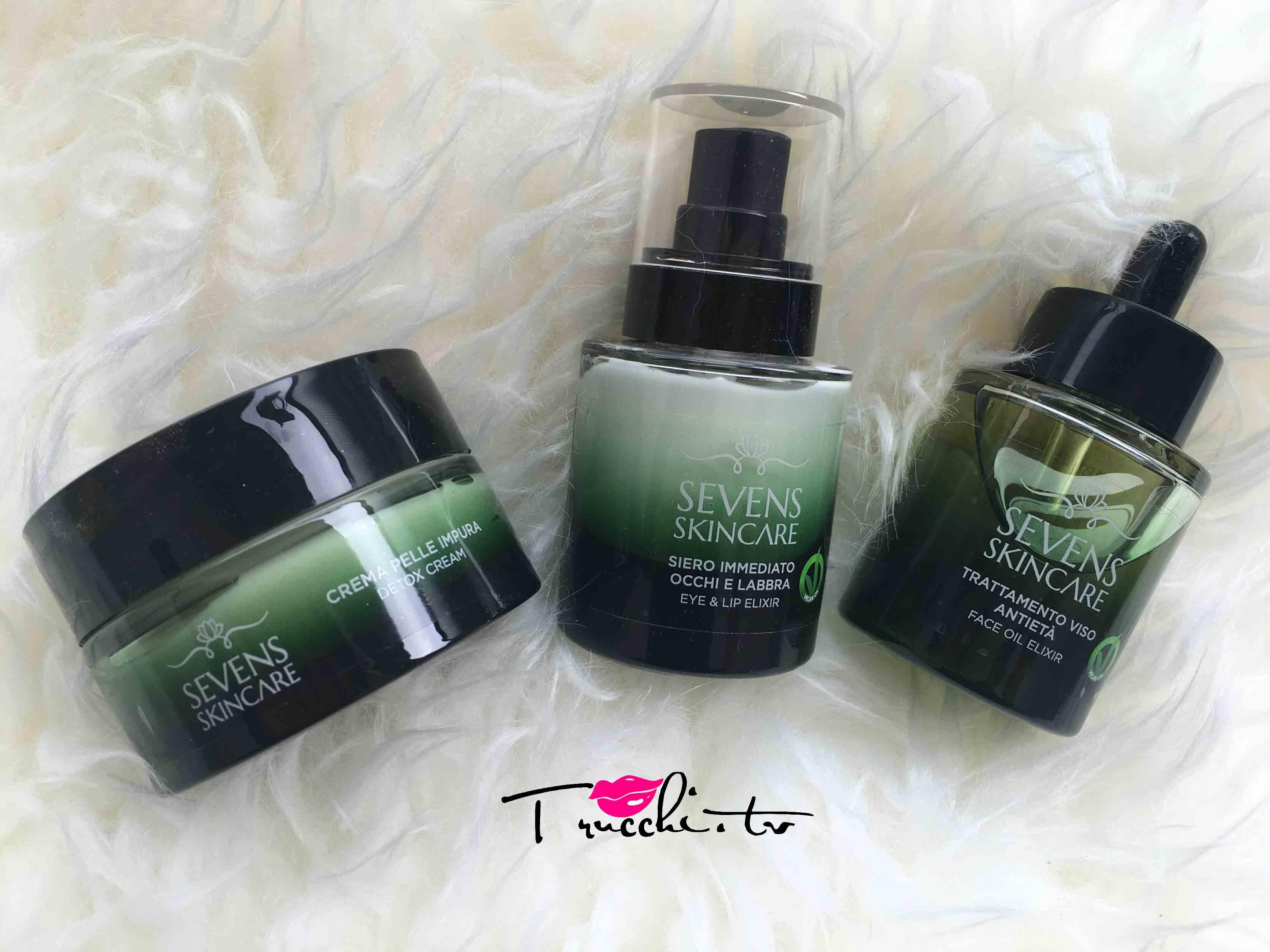 Review Linea Sevens Skincare