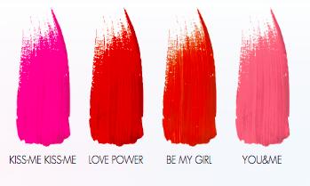Rossetti Tns Cosmetics Love Power