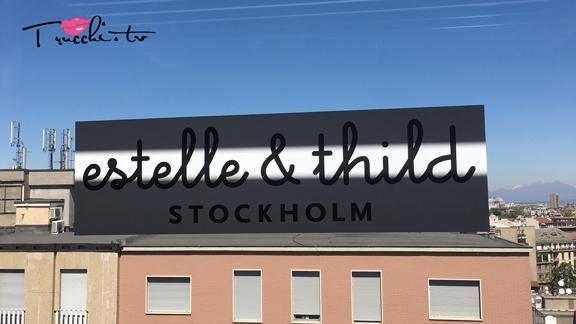 Esthelle & Thild Il brand Biologico EcoCert