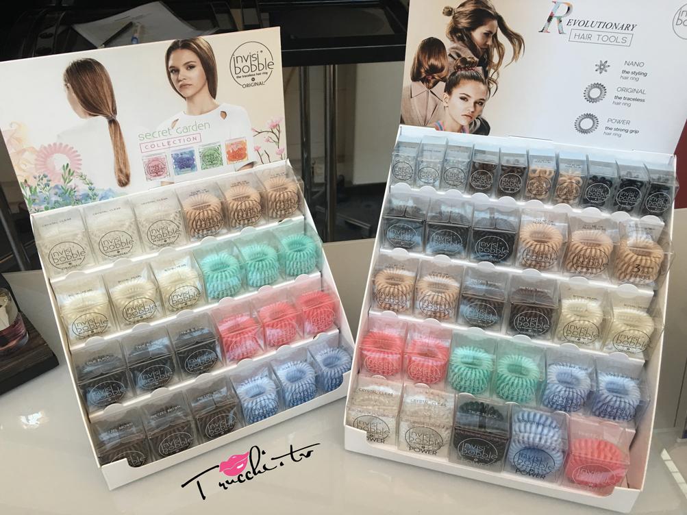 Invisibobble Elastici per capelli colorati - Invisibobble Nano