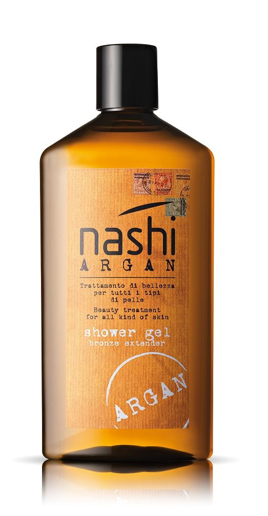 Nashi Argan Shower Gel Bronze Extender 300 ml