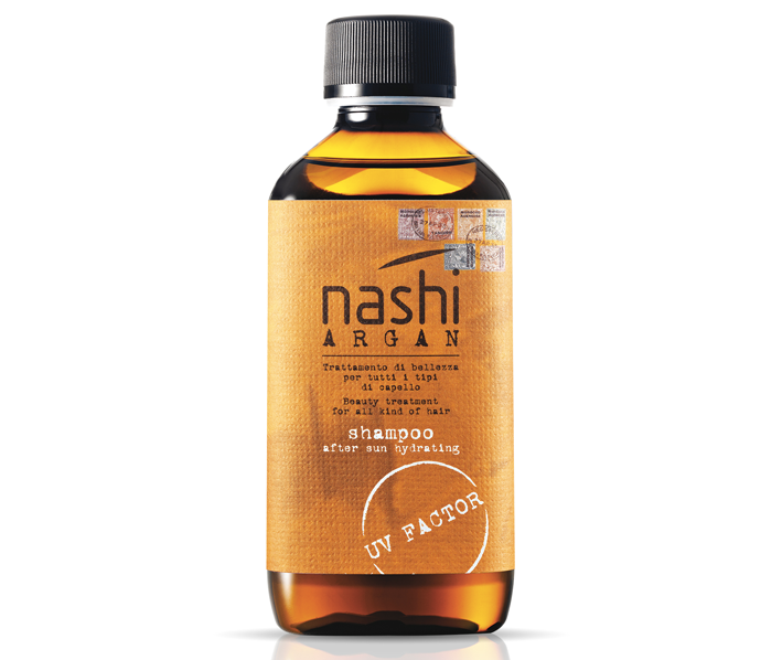 Nashi Argan Sun Shampoo After Sun Hydrating 200 ml