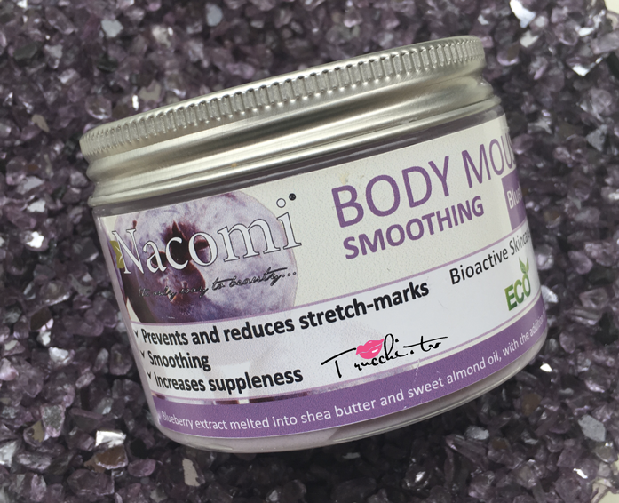 Review Nacomi Mousse Corpo al Mirtillo Levigante Anti-Smagliature
