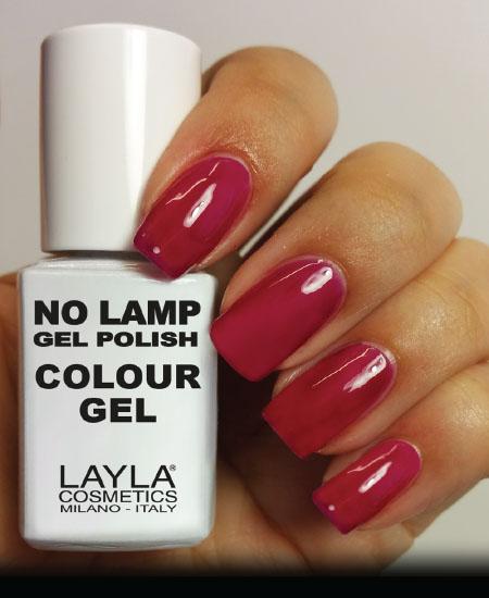 Layla No Lamp Gel Polish Imperial