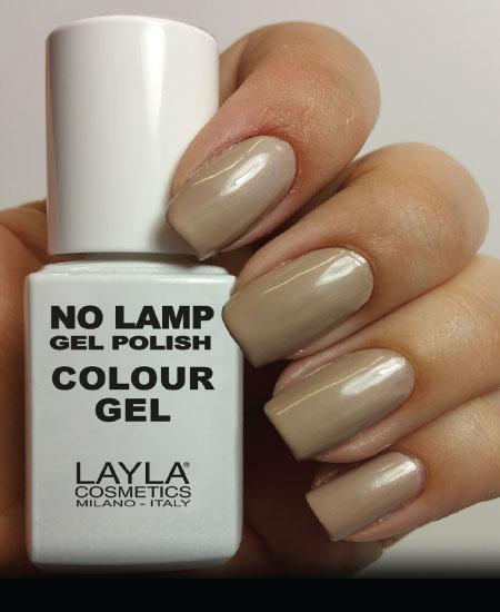 Layla No Lamp Gel Polish Dirty Vanilla