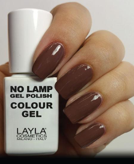 Layla No Lamp Gel Polish Dirty Tonka