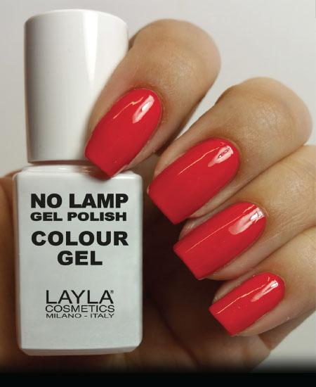 Layla No Lamp Gel Polish Dirty Wondered