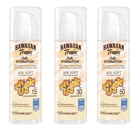 Hawaiian Tropic Silk Hydration Air Soft