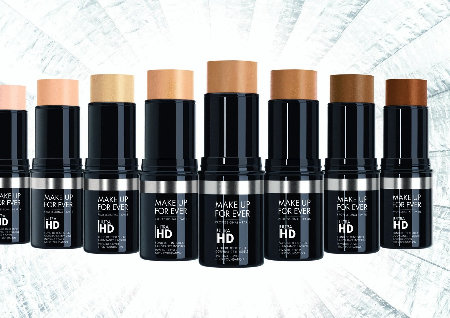 Makeup forever ultra hd foundation stick