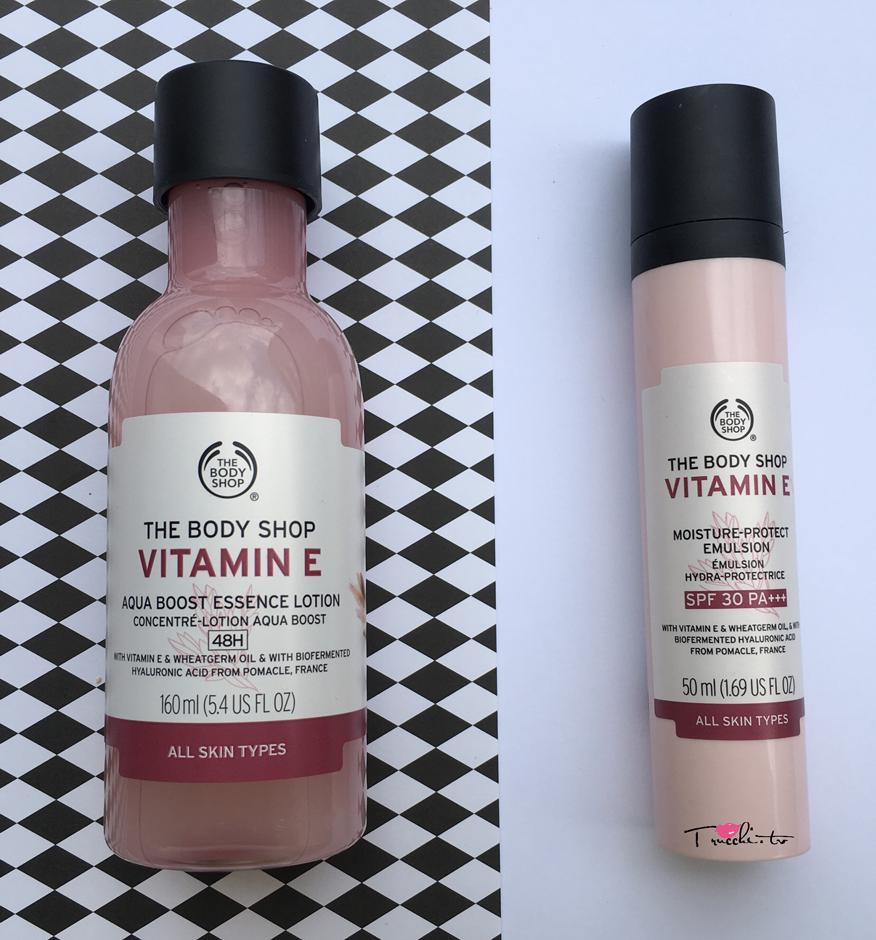Review The Body Shop Vitamina E